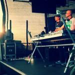 DJ's at Copenhagen Beach Party 2011 - Denmark