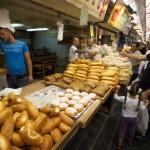 Mahane Yehuda Market in Jerusalem - Israel