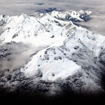 The Andes mountains - Peru