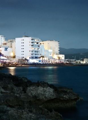 San Antoni by night - Ibiza