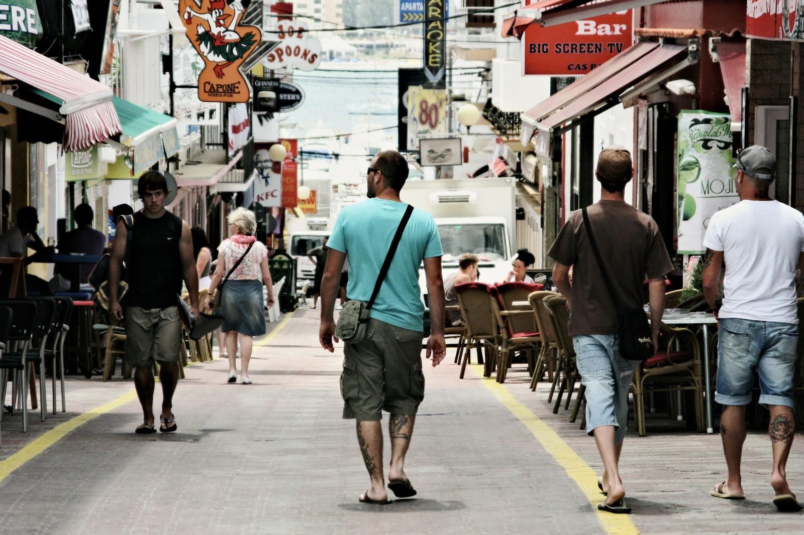 Carrer de Santa Agnes - Ibiza