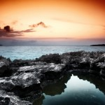 Ibiza cliffs